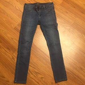 Abercrombie and Fitch skinny jeggings